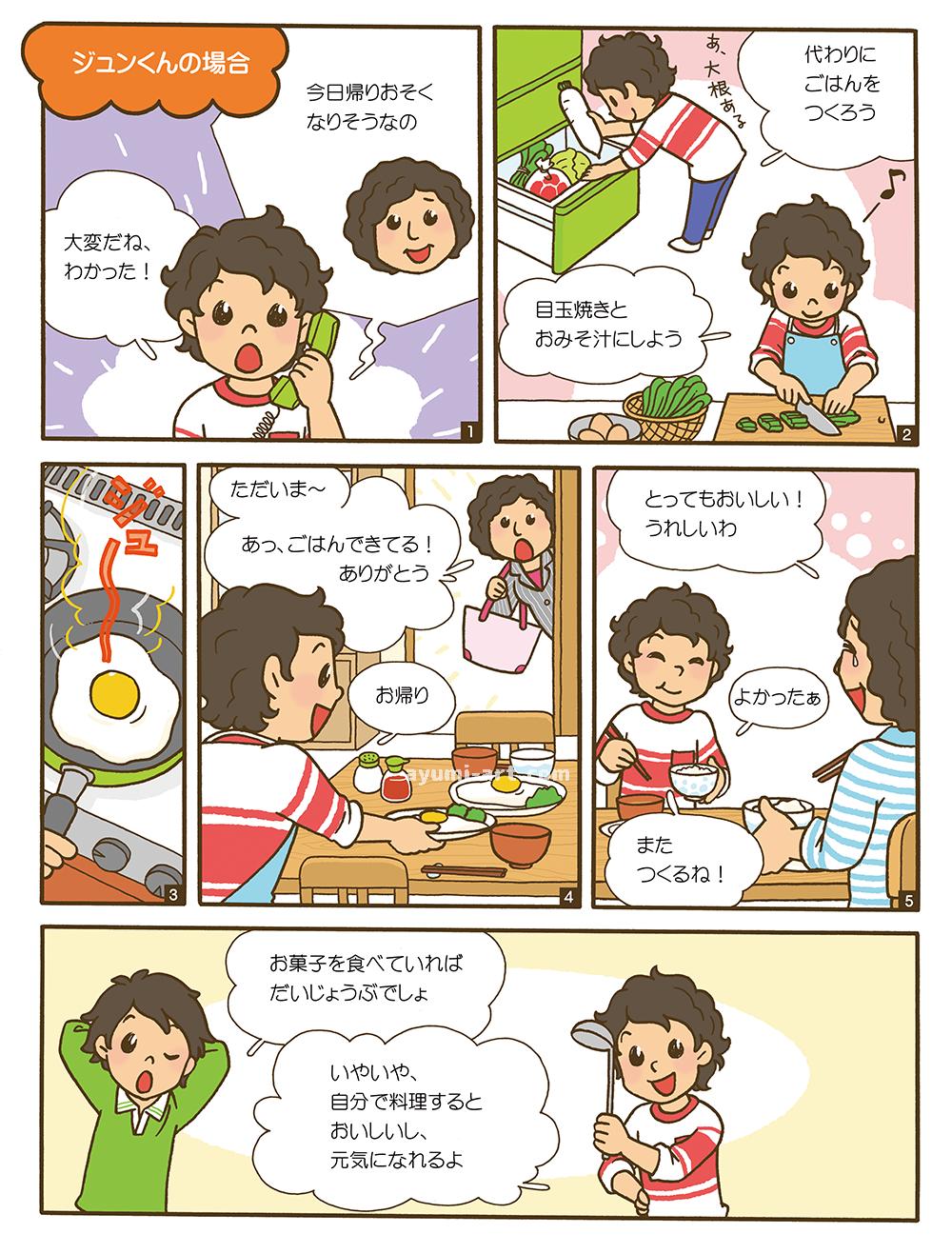 児童書 学習まんが イラストレーター 多田あゆ実
